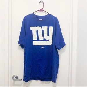NY Giants Reebok T-Shirt